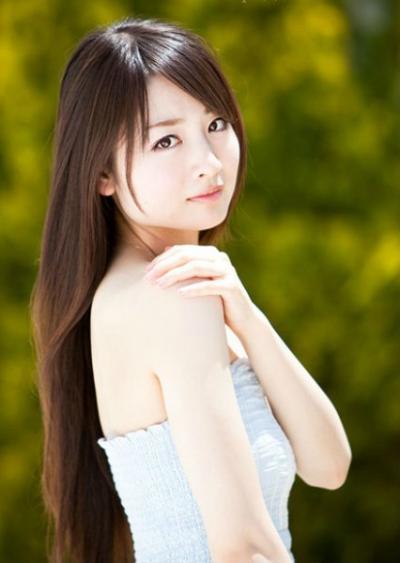 девушка японка фото