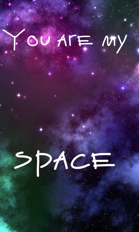 Картинки в космосе с надписями