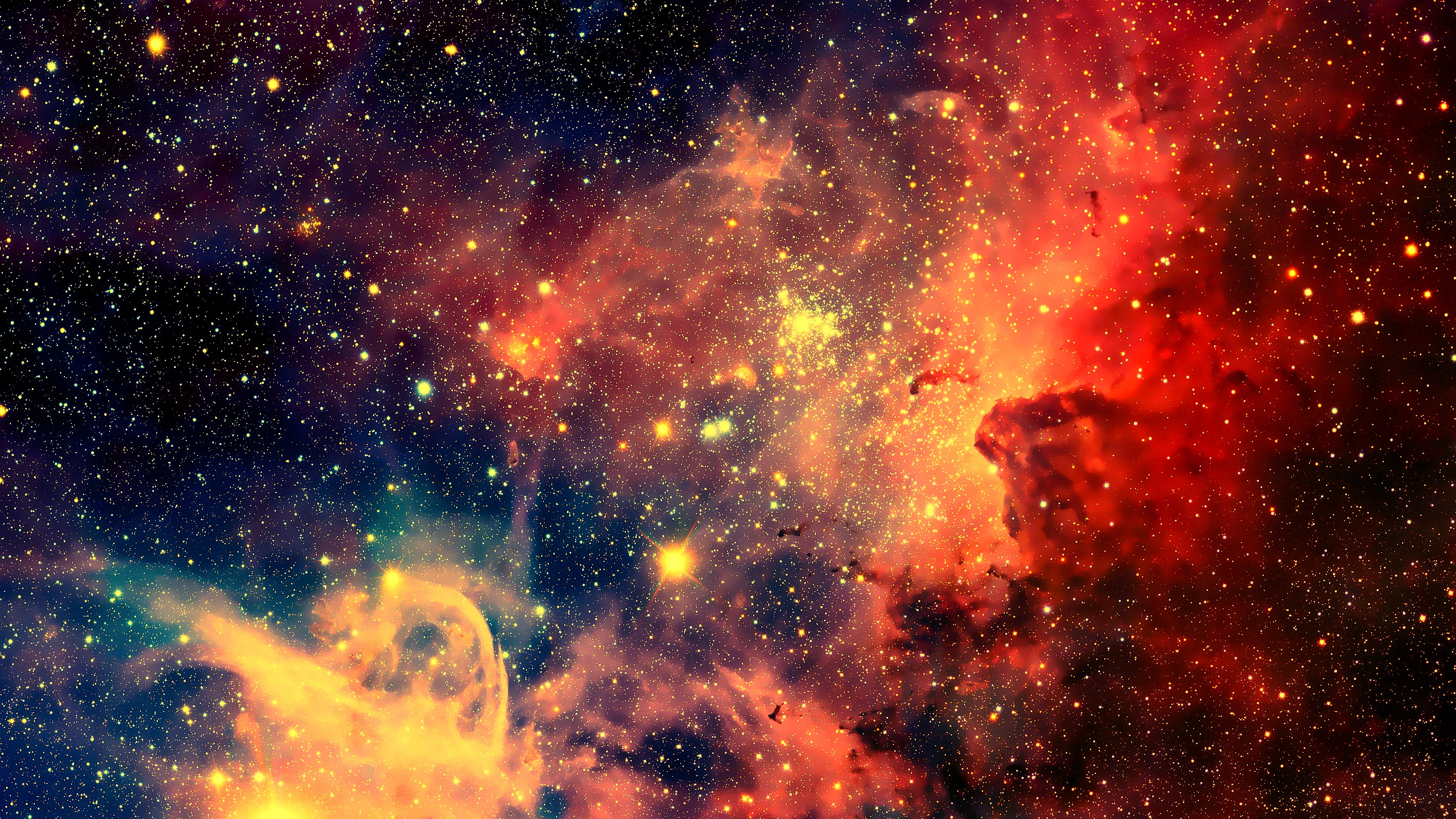 картинки с эффектом космос отчетом