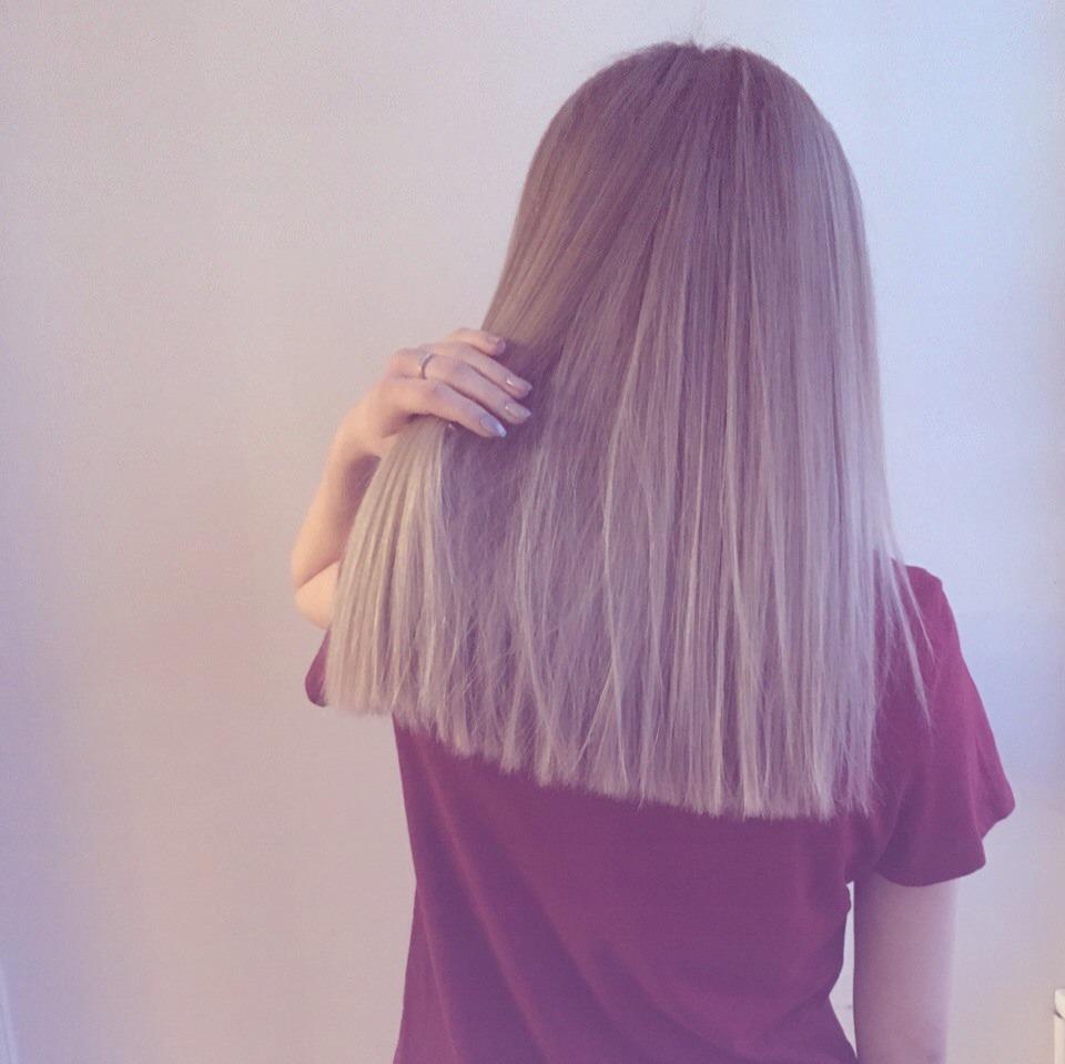 прически на ровные длинные волосы видео