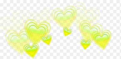 Наклейка Наклейка эффекта сердечки PNG - AVATAN PLUS
