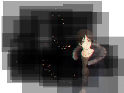 Сон аниме арт