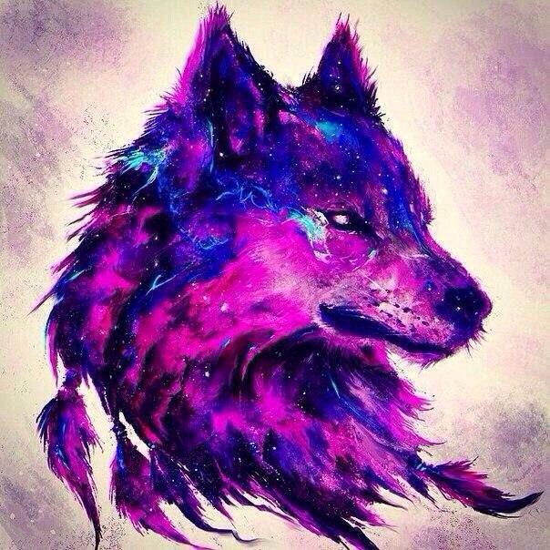 Крутые картинки волки