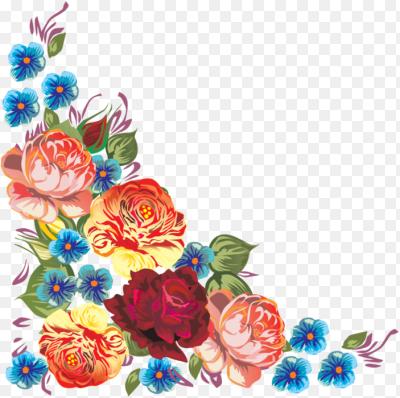 Пионы цветы пнг 6