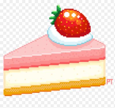 Cake Slice Pixel Art : AVATAN PLUS - ?????????? ????????????