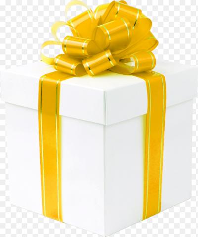Коробка с подарком в png 847