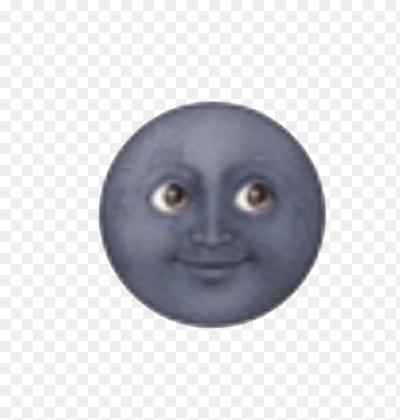 фото смайлик луна