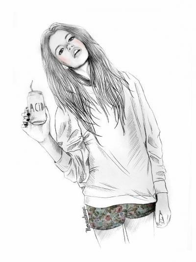 Обезьяны, рисовать картинки для девочек 14 лет