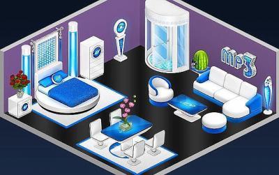 Как в аватарии сделать красивую комнату за серебро
