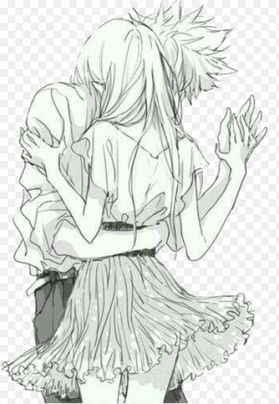 пары любовь картинки аниме