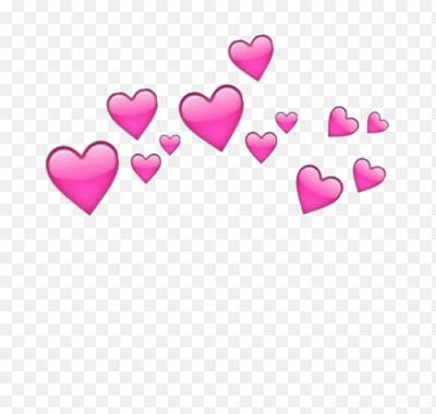 Как сделать сердечки на фотках 145