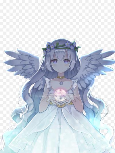 фото аниме ангелов