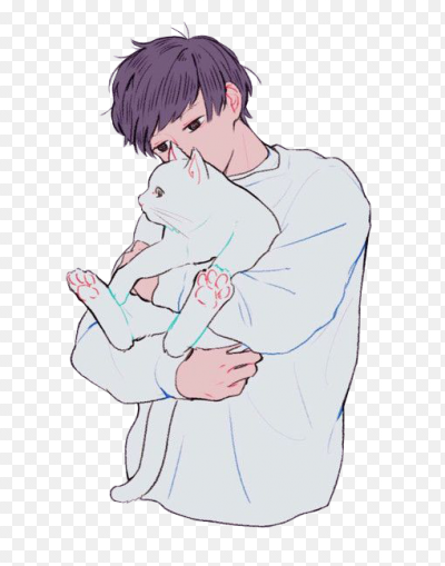 картинки мальчик аниме