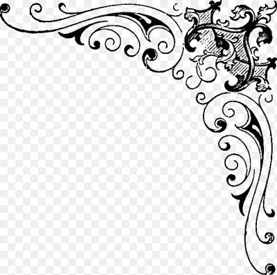 Оформление открыток черно белые