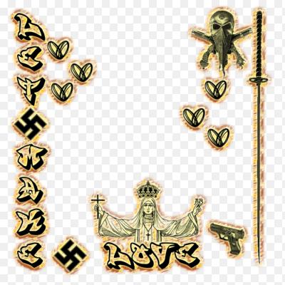 Крест на аву