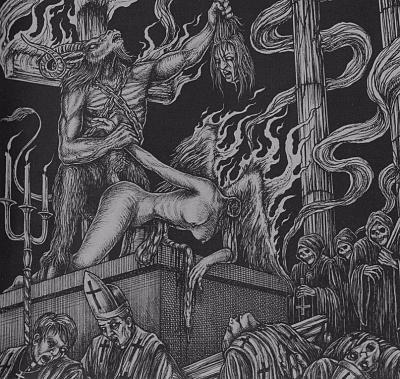 Satanic orgy — pic 7