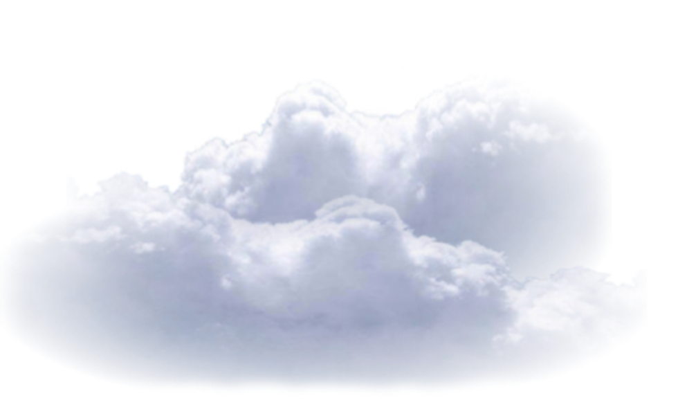 Ветра, анимашки небо на прозрачном фоне