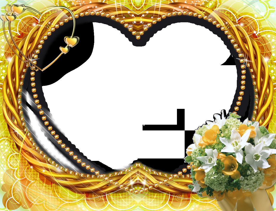 Открытки рамки с золотой свадьбой, открытки