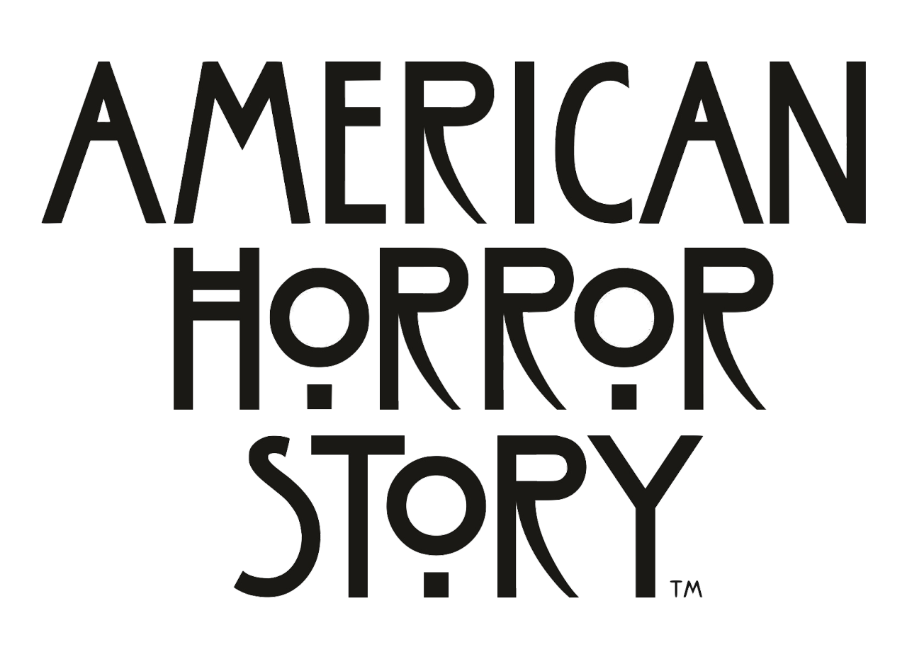 Прикол, картинка с надписью американская история ужасов