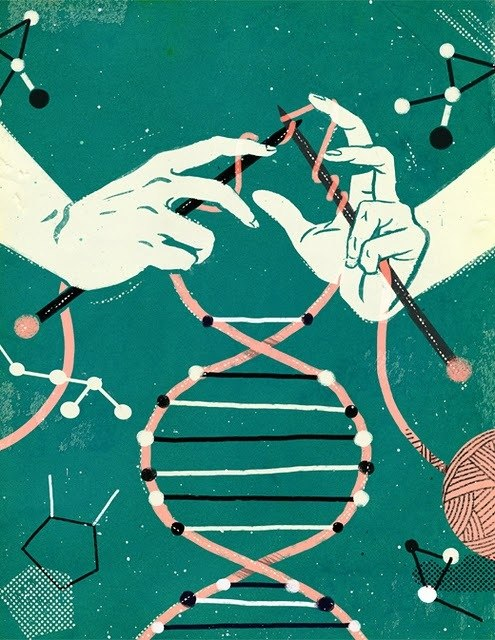 dna the thread of life