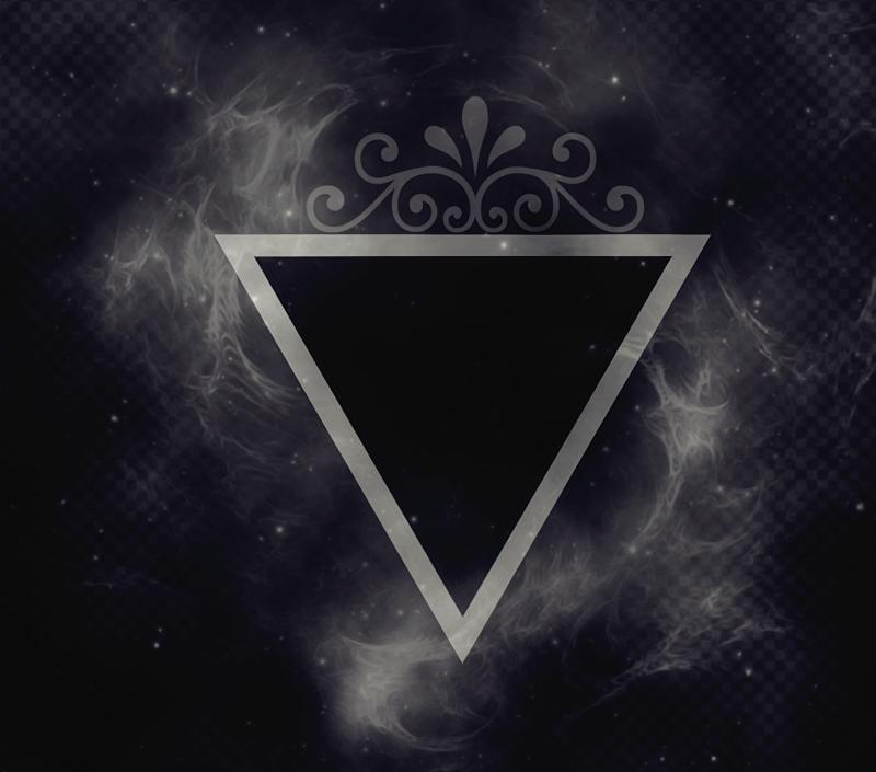 картинки с треугольниками и крестами