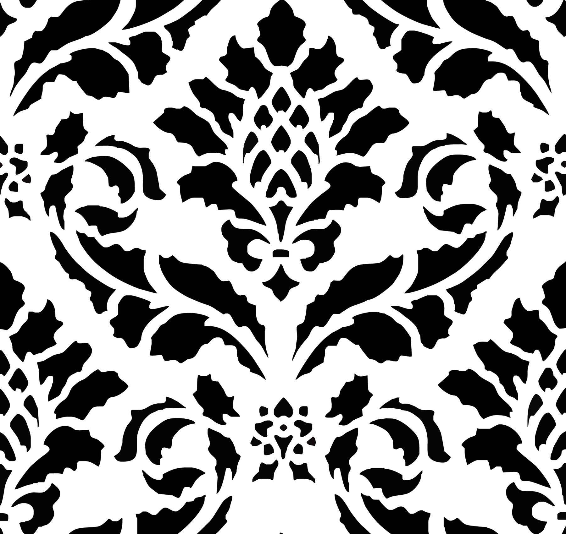 simple damask pattern - HD1600×1511