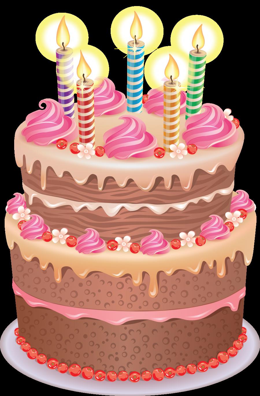 Открытки, картинки торт для детей