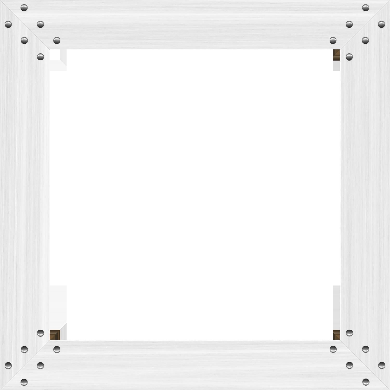 уже фото белого квадрата в рамке поэтому