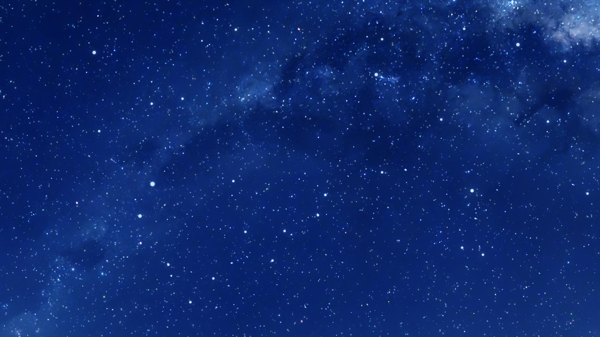 обои на рабочий стол 1366х768 hd звездное небо № 251555  скачать