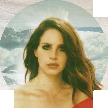 Наклейка Lana del rey PNG - AVATAN PLUS