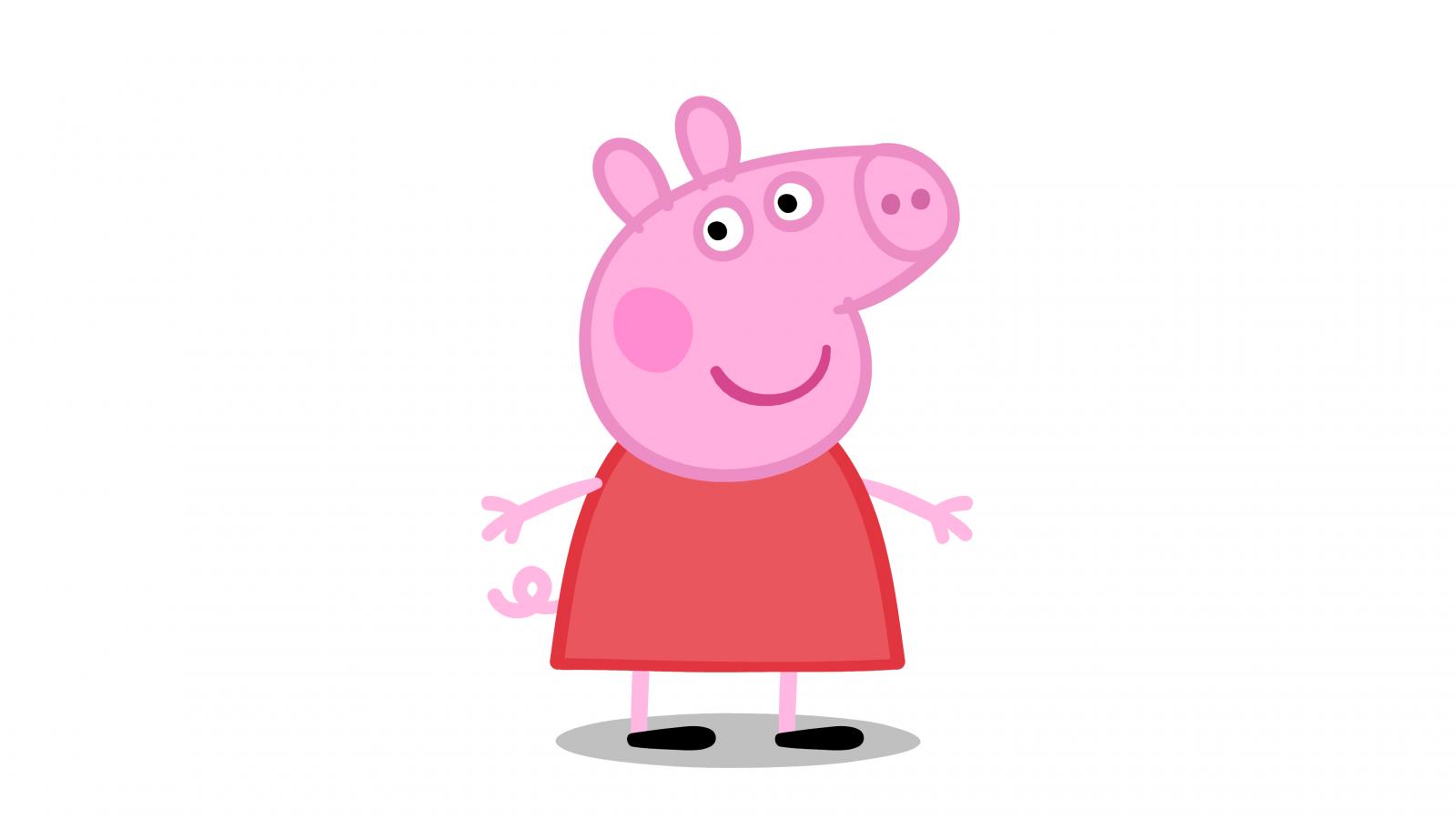 свинка пеппа картинка высокого качества полезна
