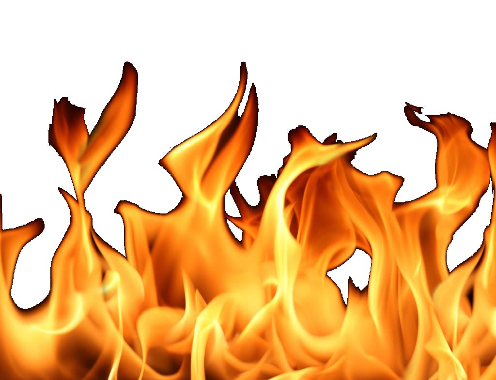 Картинка с огнем для фотошопа