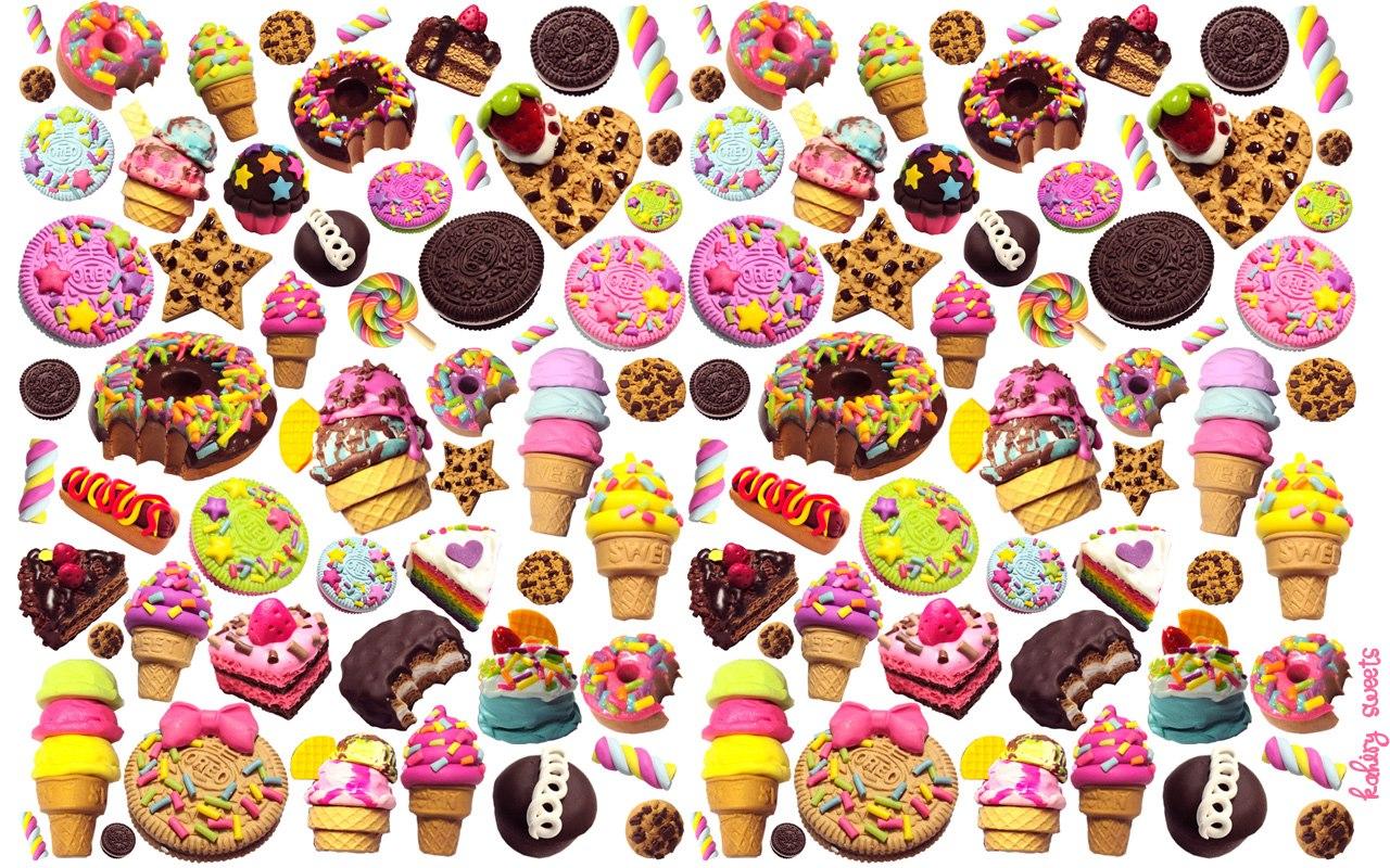 картинки коллаж сладости особенно много внимания