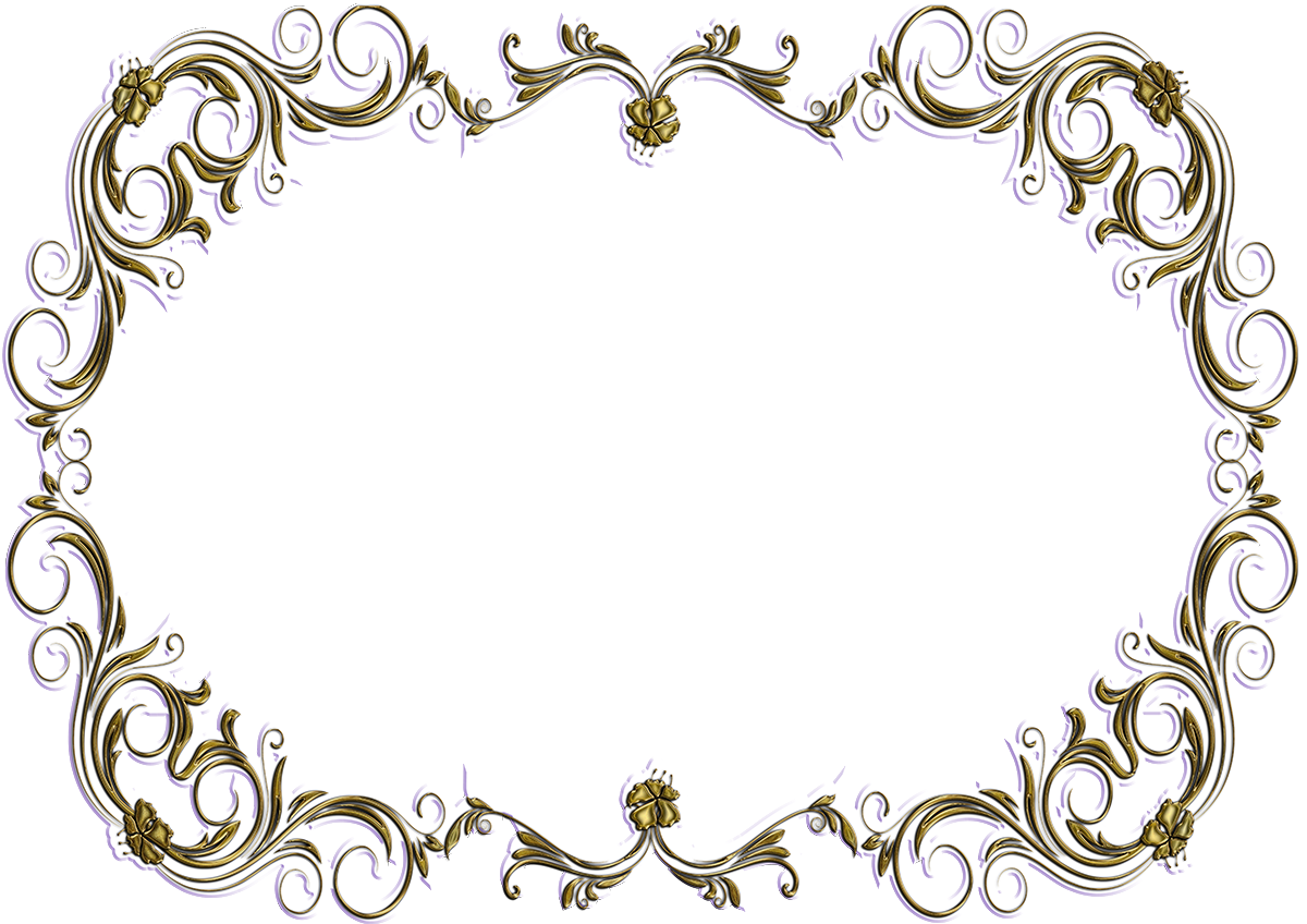 Ажурная рамка картинка
