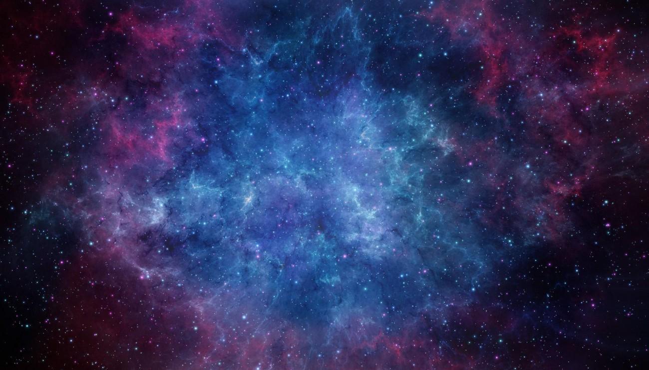 Как сделать космический эффект