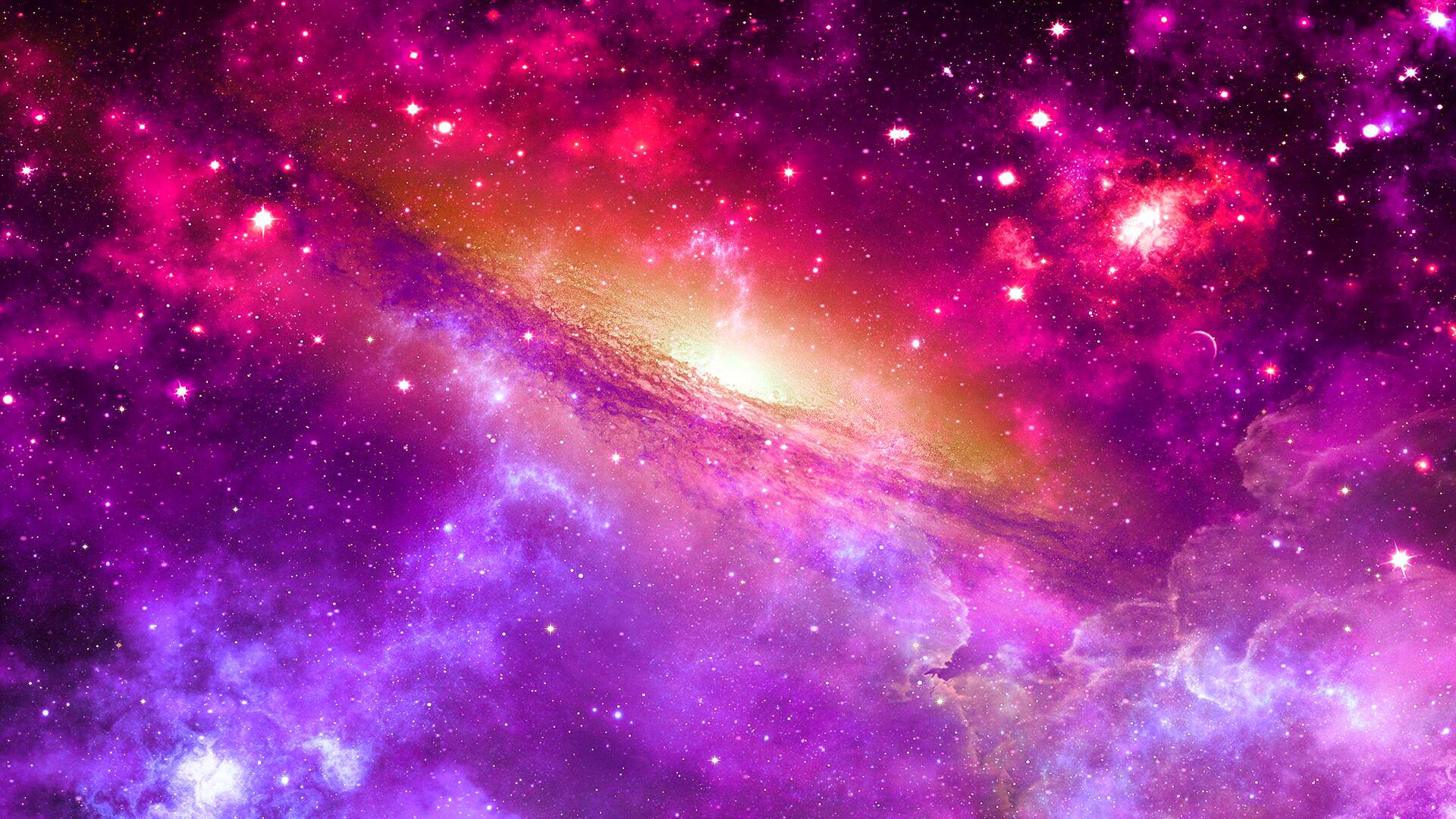 Картинки красивые на фон телефона космос