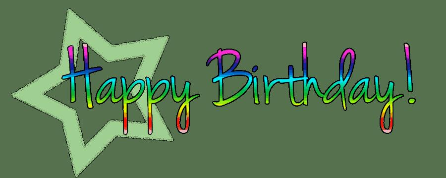 картинки png с днем рождения
