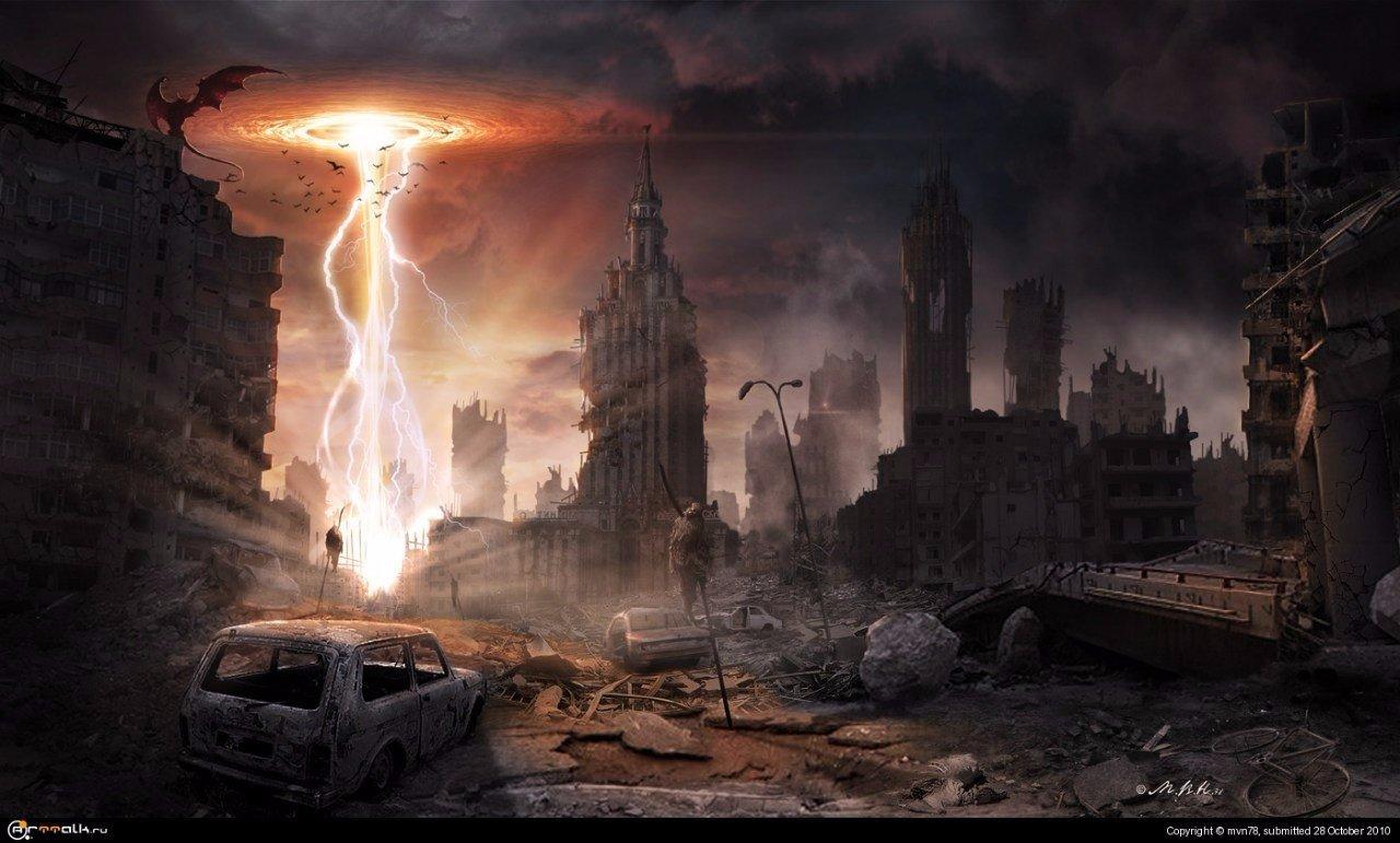 Что будет если настанет апокалипсис