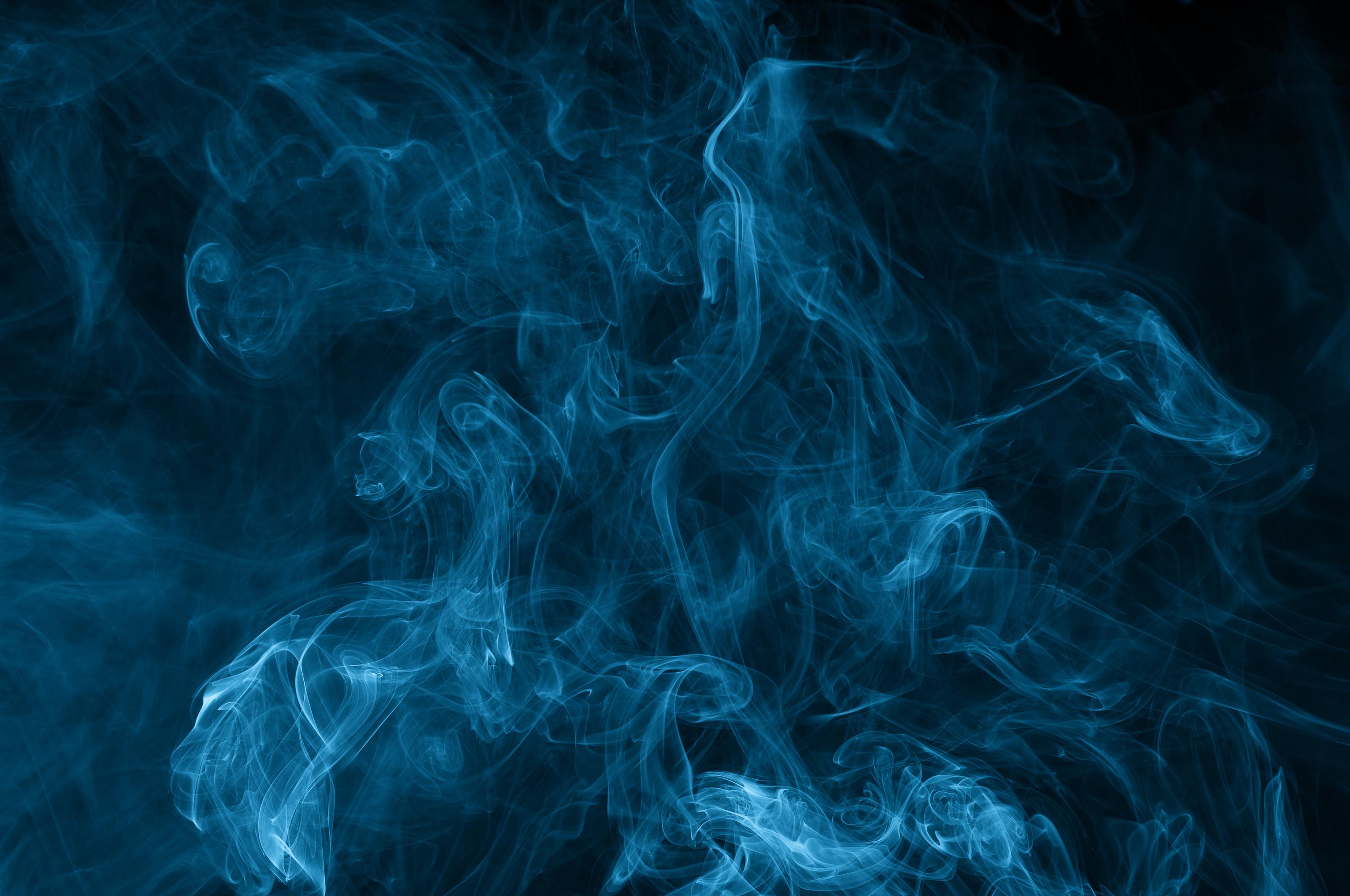 Как добавить эффект дыма в фотошопе