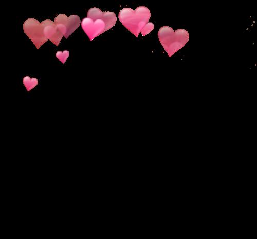 Аватан как сделать сердечки над головой на