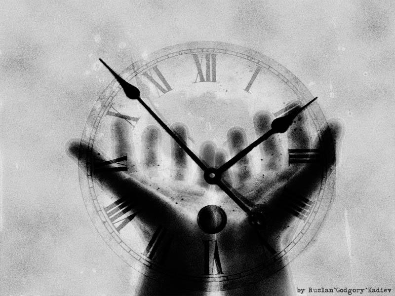 Время течет медленно считаю минуты