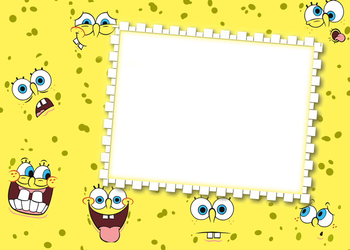 Spongebob Powerpoint Template