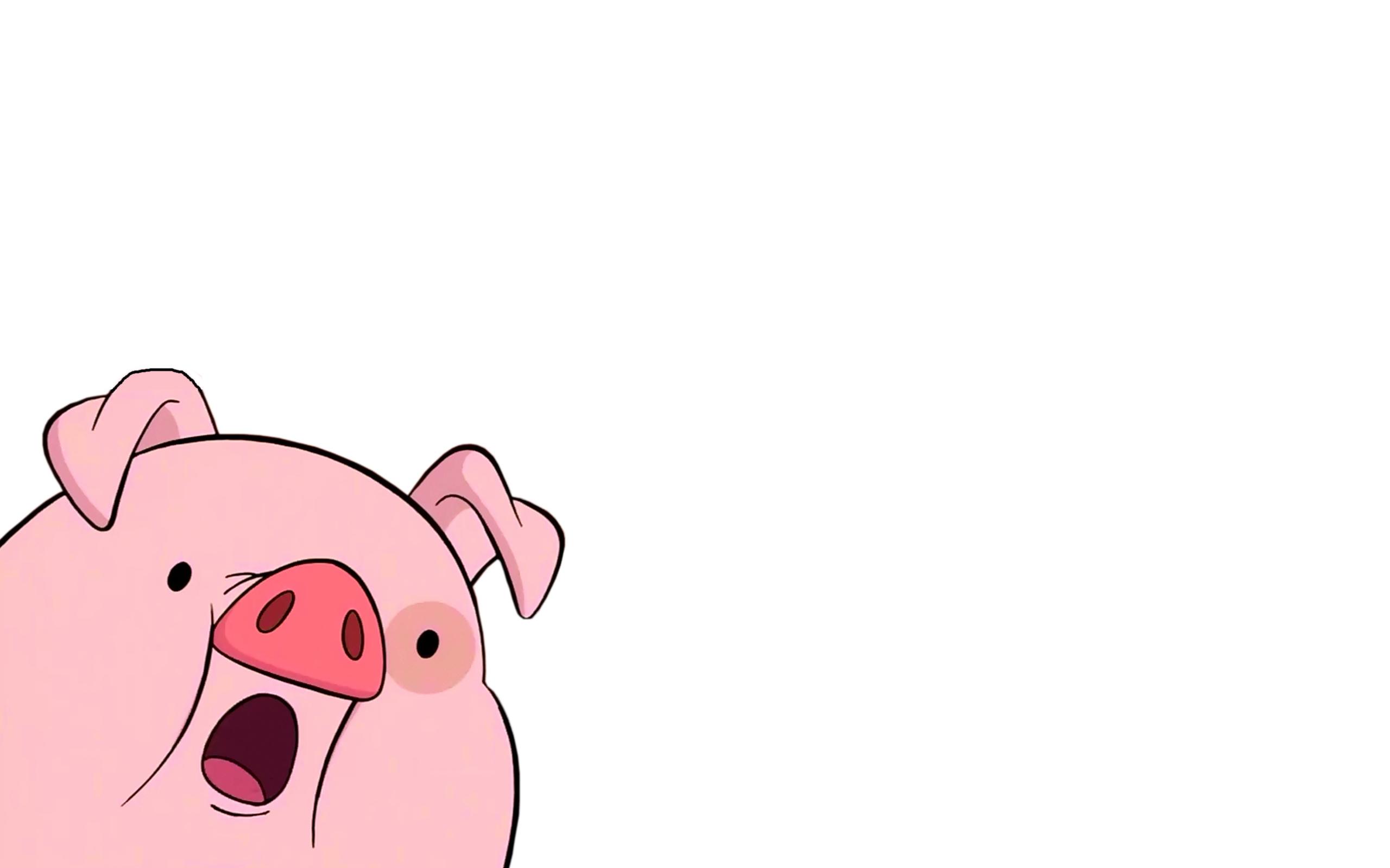 Обои Год Свиньи Во Весь Экран