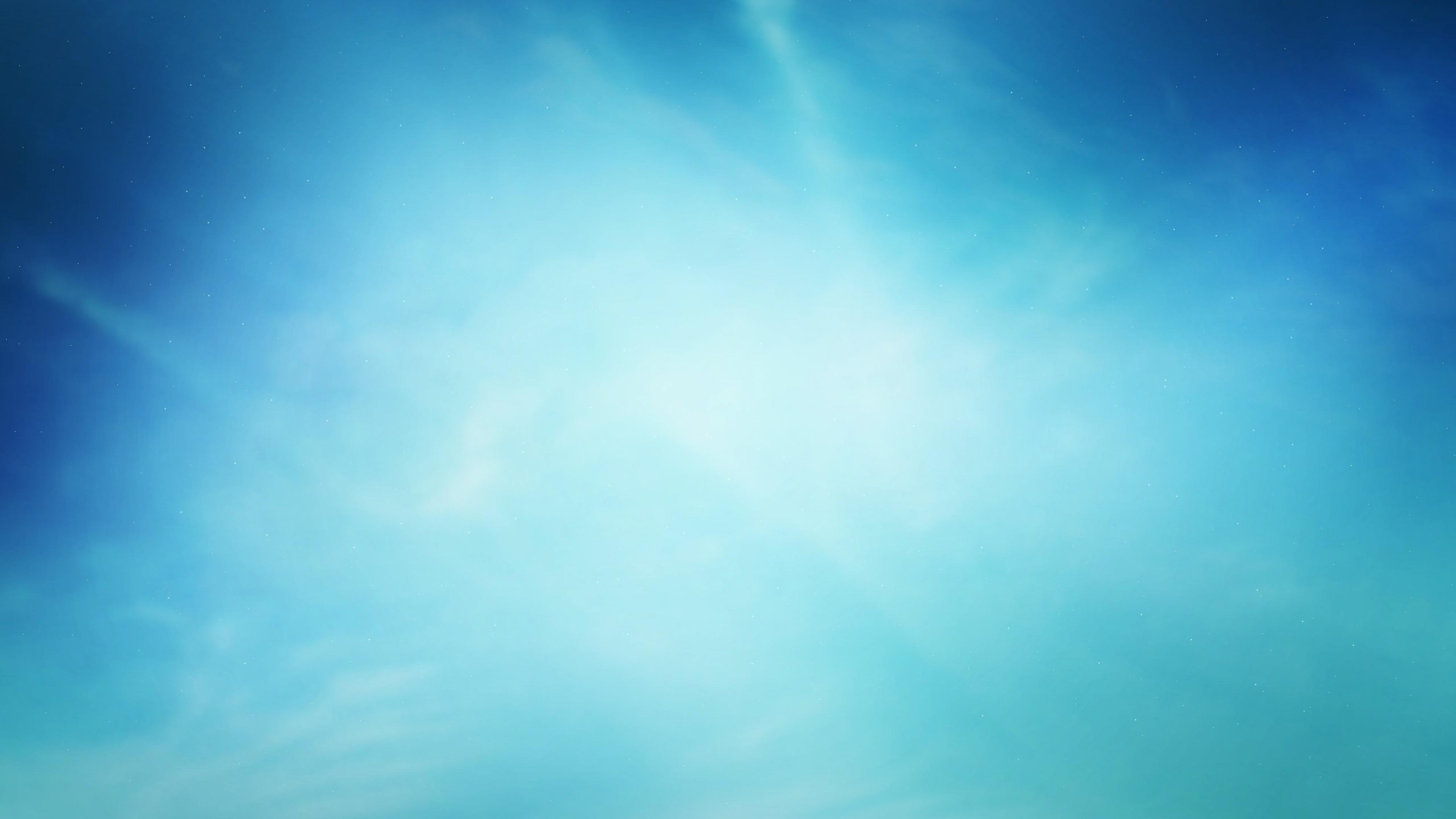 Синее небо в хорошем качестве
