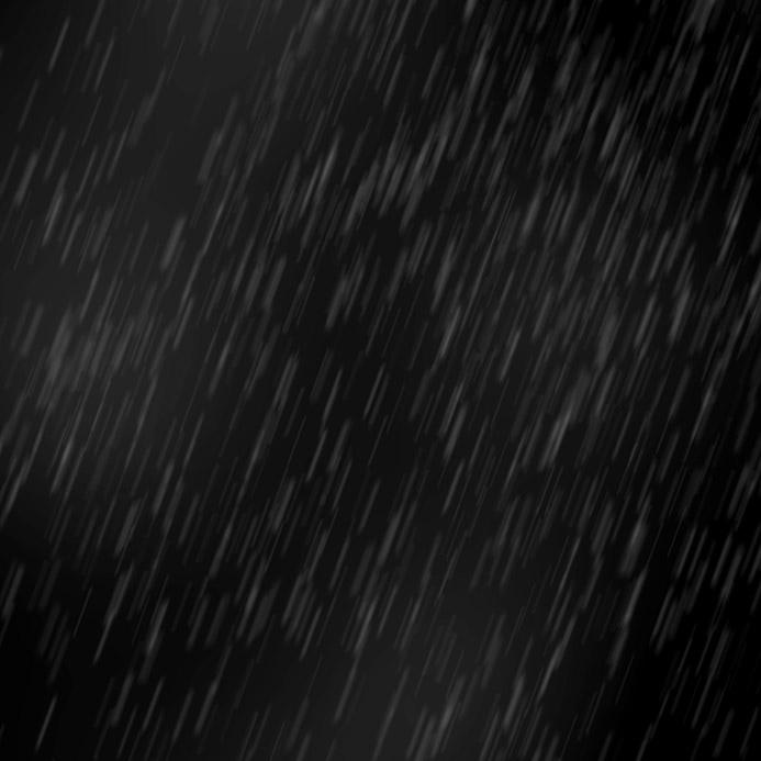 создать эффект дождя на фото конструкции или