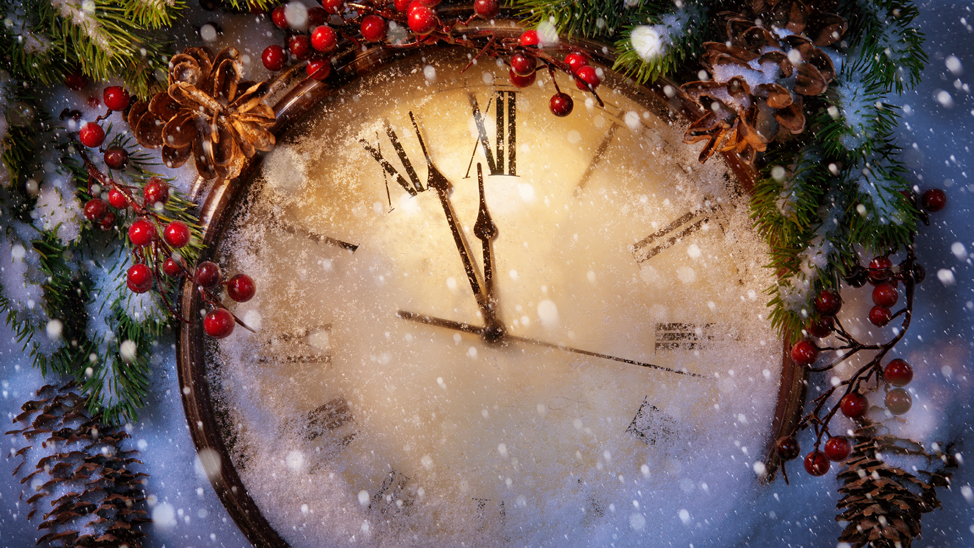 Новый год в других странах и в древности