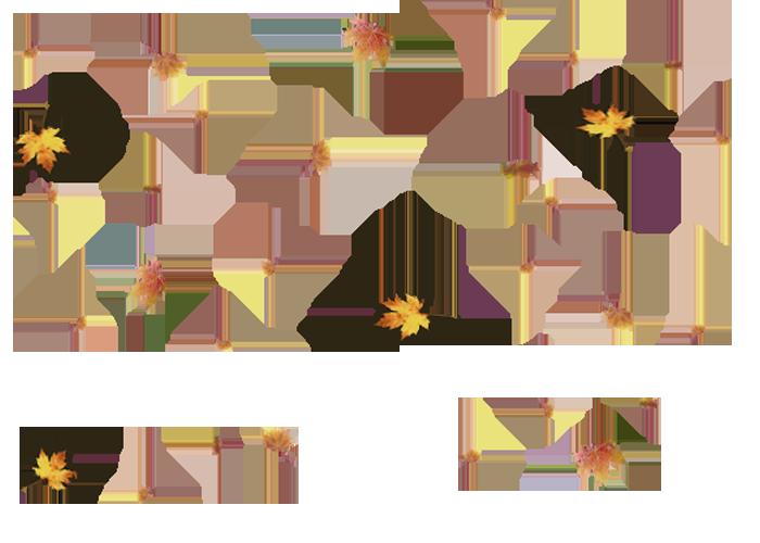 листопад анимашка на прозрачном фоне