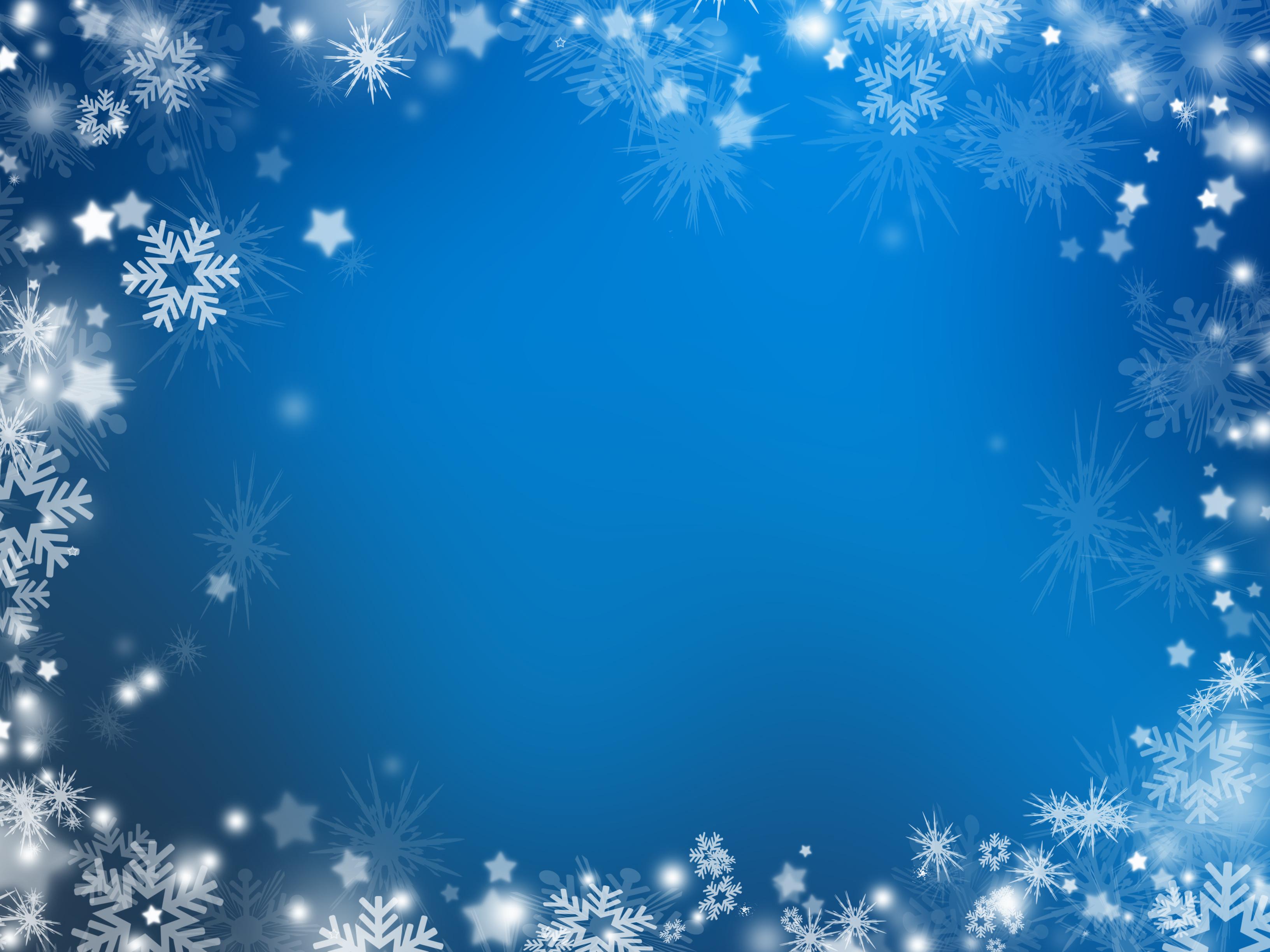 Фон зимний для поздравления