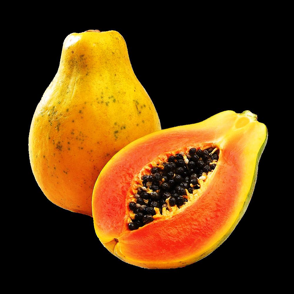 papaya png - 1000×1000