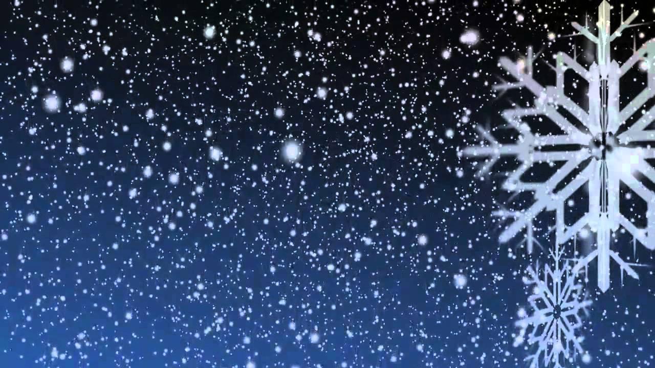 Как сделать падающий снег на сцене 2